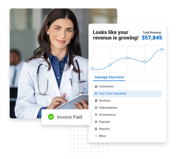 medical payments software