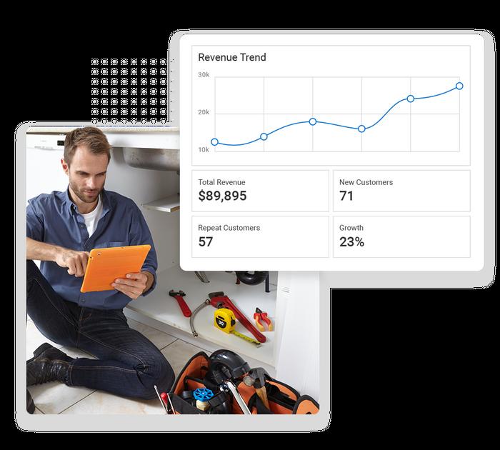 plumber performance monitoring