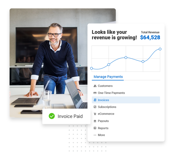 Consultant payments software