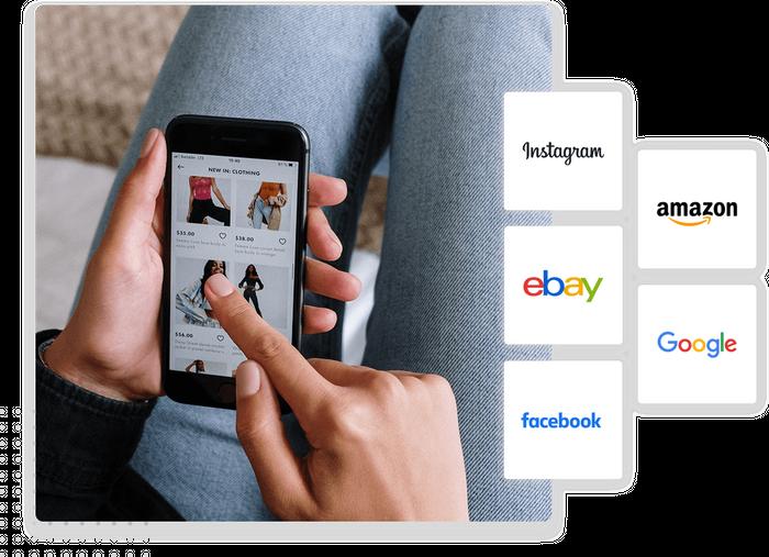 Marketplace online shopping