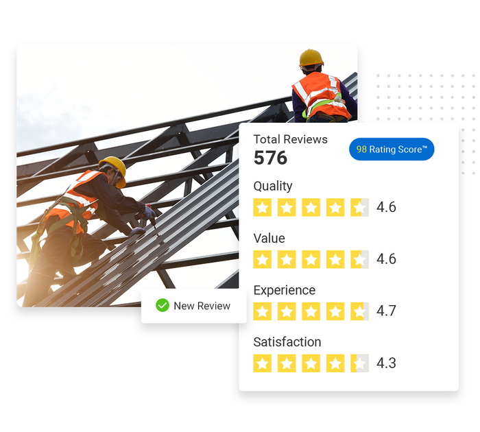 roofer reputation management