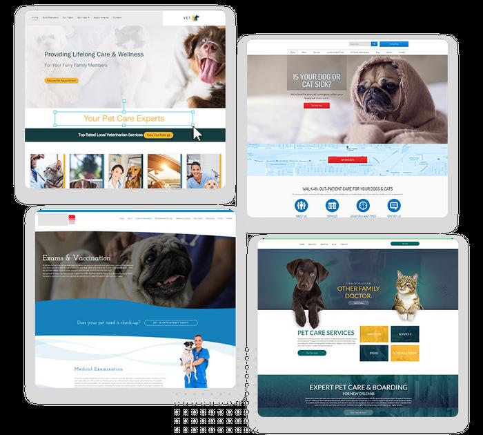 veterinarian websites