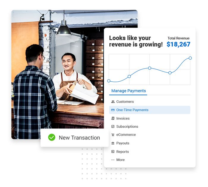 retail payments software