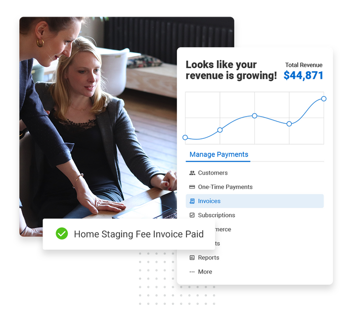 real estate payments software