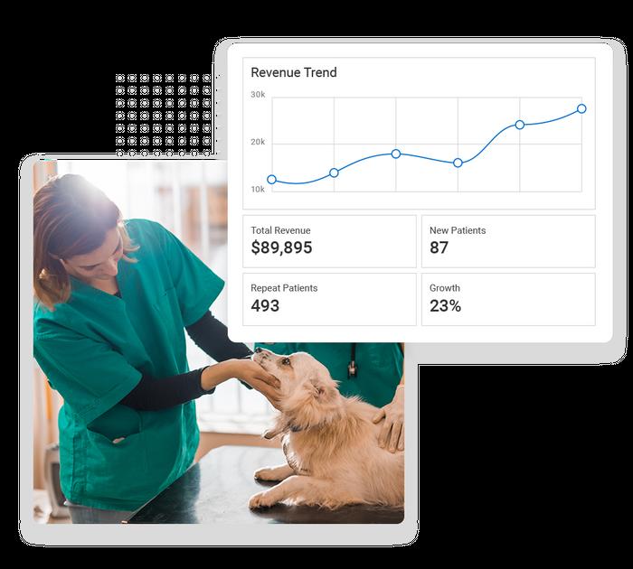 veterinarian performance monitoring