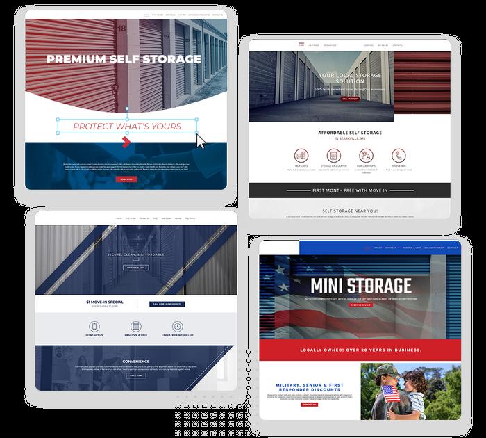 self storage websites