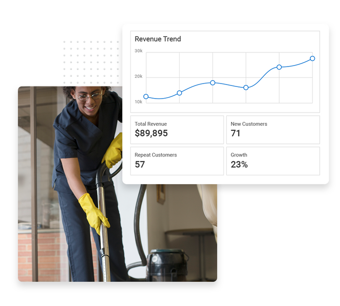 Carpet cleaning performance monitoring