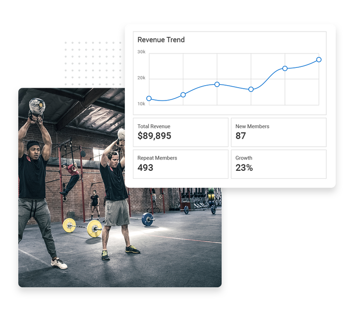Fitness performance monitoring