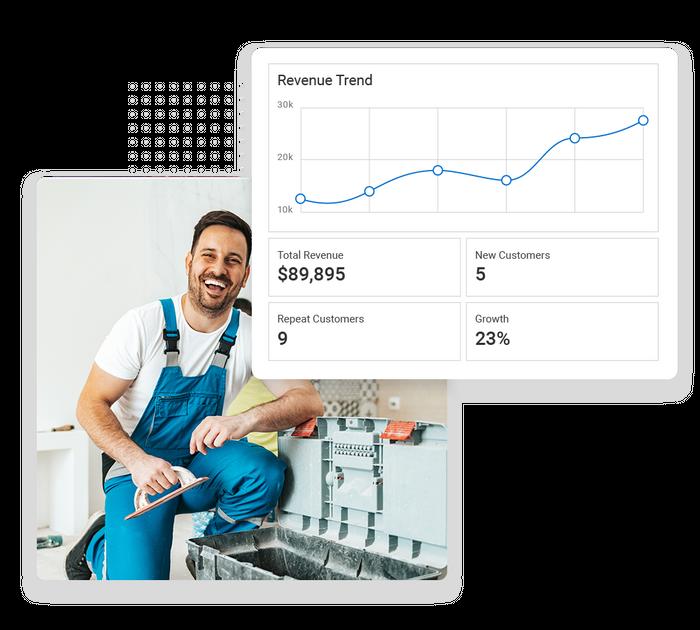 Flooring performance monitoring