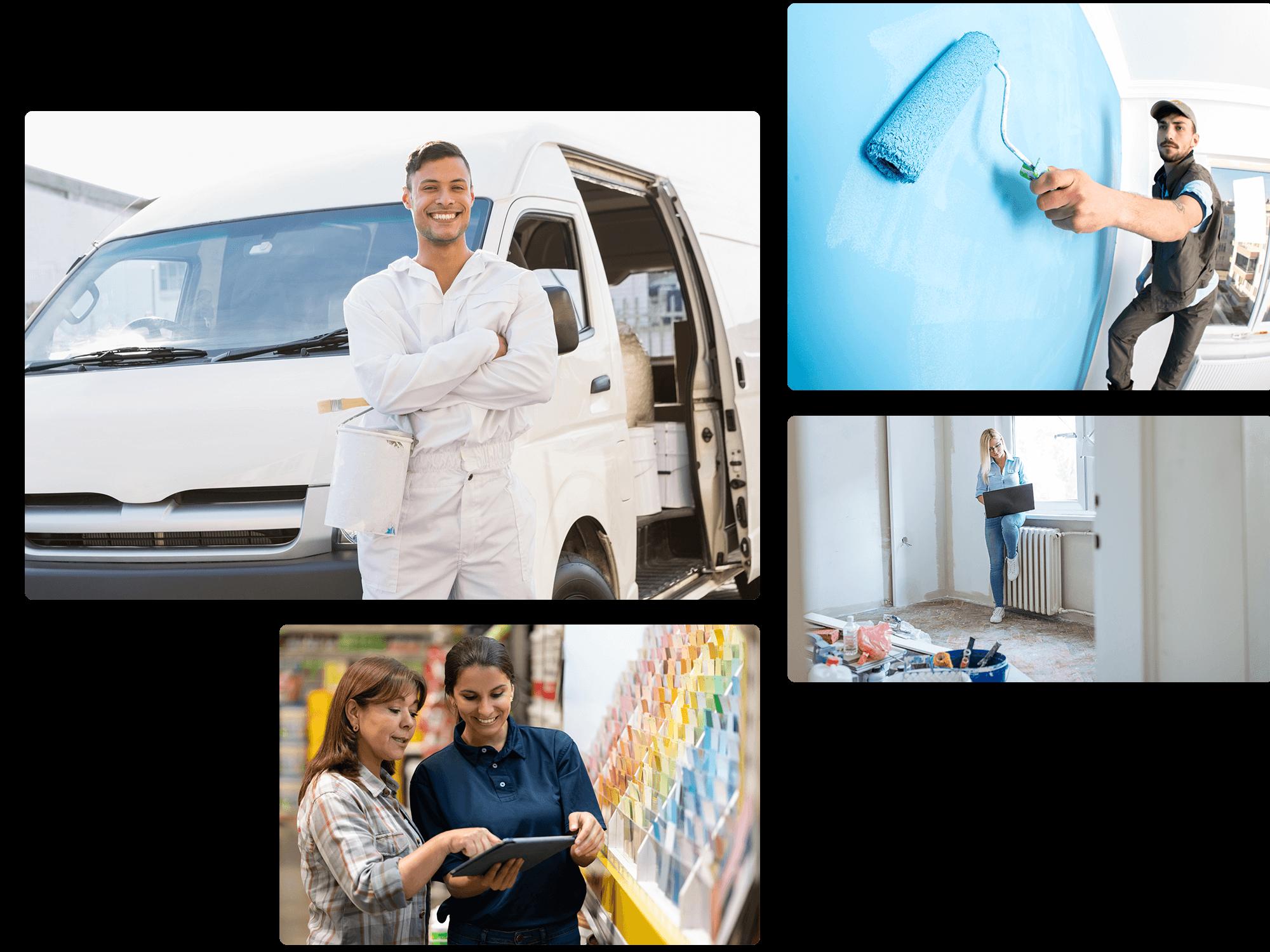 painter marketing