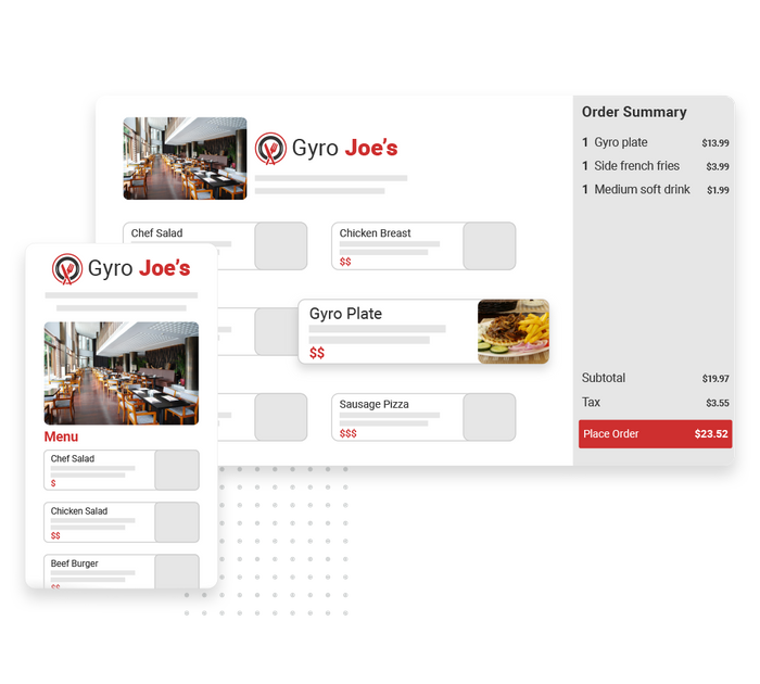 restaurant payment software