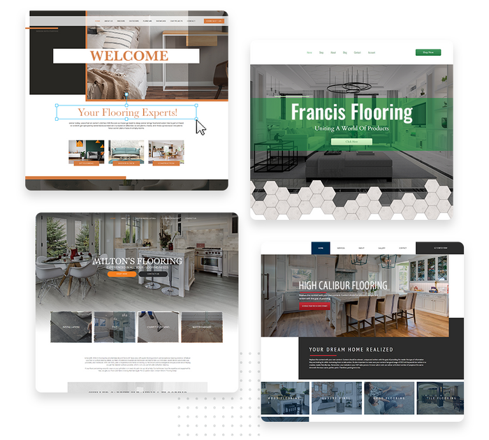 Flooring websites
