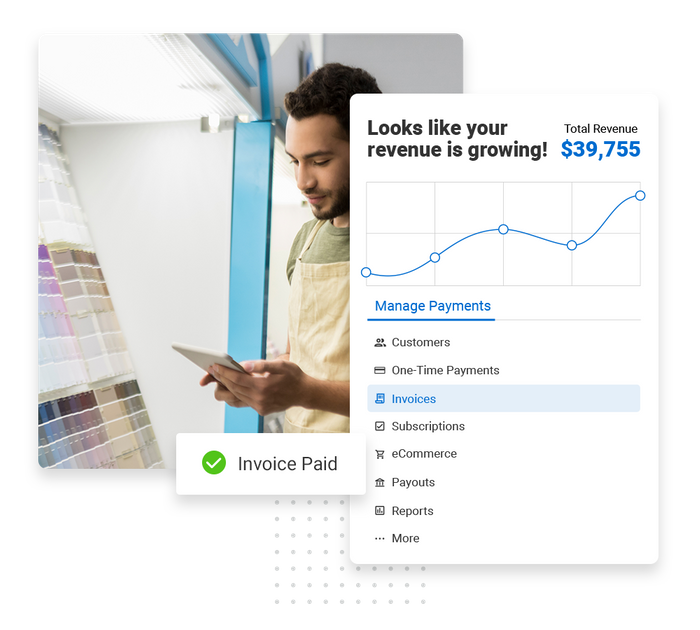 painter payments software