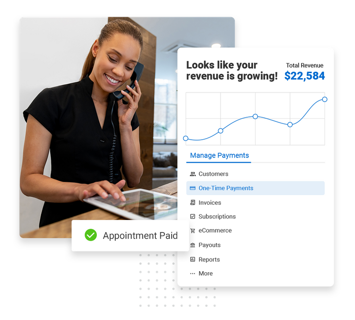 spa payments software