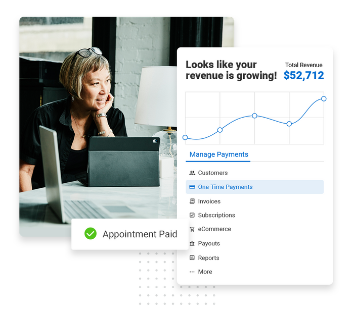 therapist payments software