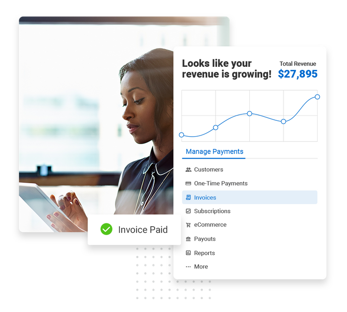 Financial payments software