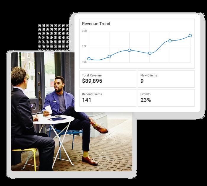 Financial performance monitoring
