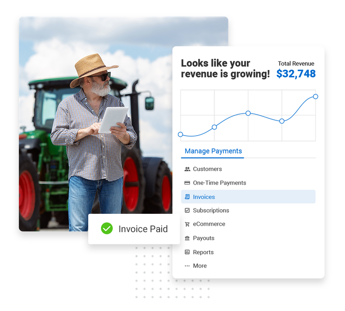 landscaper payments software