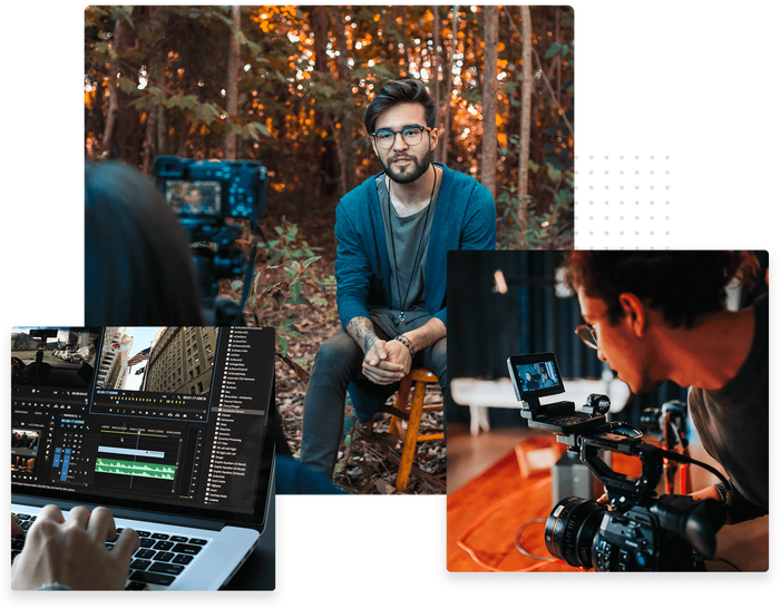 Professional video production services