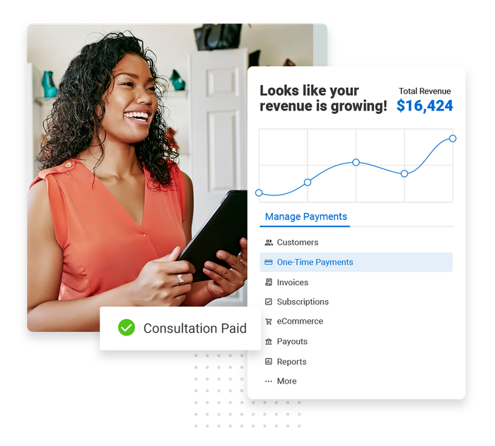 personal brand payments software