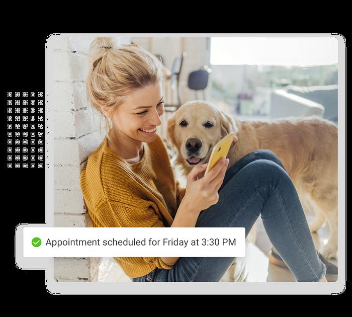 veterinarian scheduling software