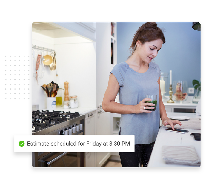 House cleaning scheduling software