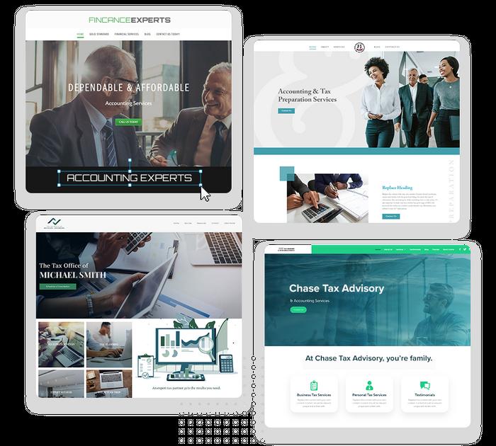 Accountant websites