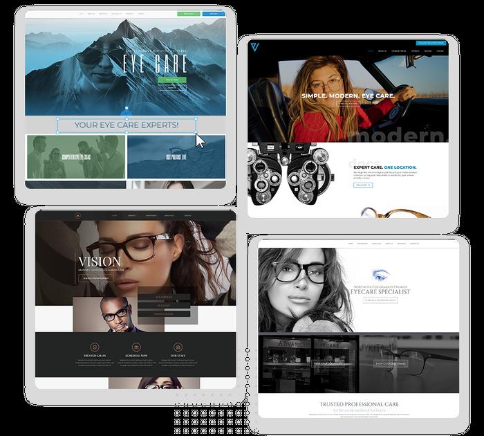 Eye doctor websites