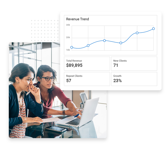Accountant performance monitoring