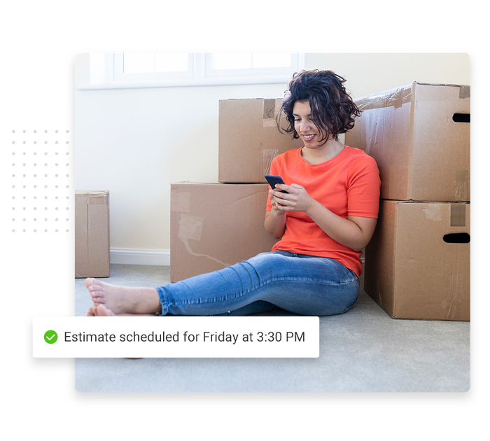 moving company scheduling software