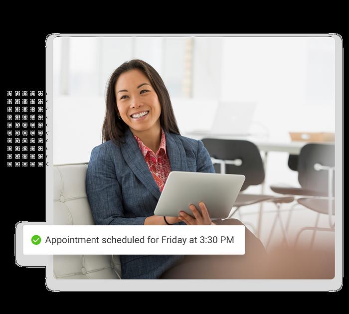 Financial scheduling software