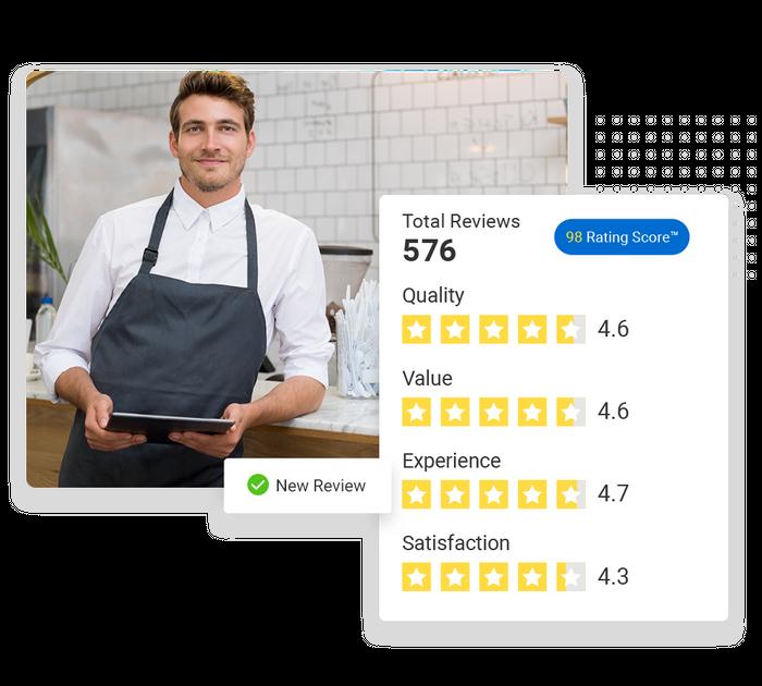 restaurant reputation management