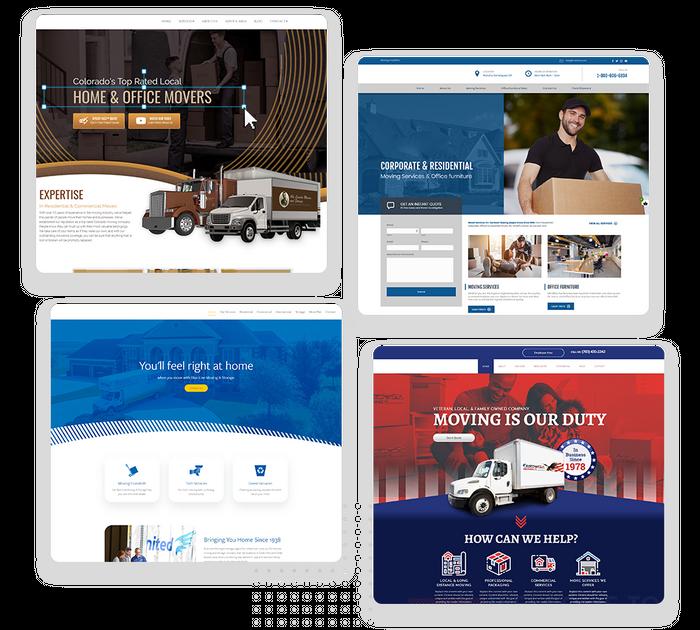 moving company websites