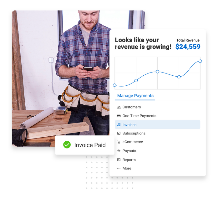 Flooring payments software
