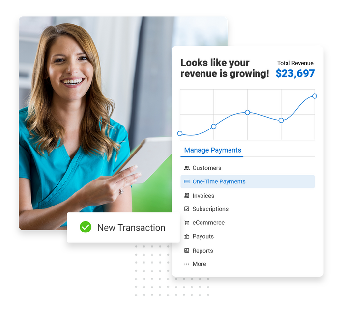 Chiropractor payments software