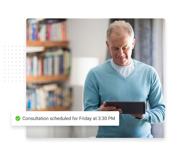 Assisted living scheduling software