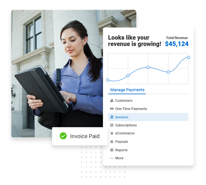 Law firm payments software