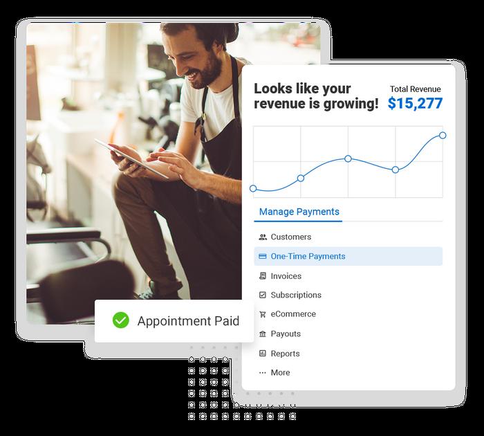 salon payments software