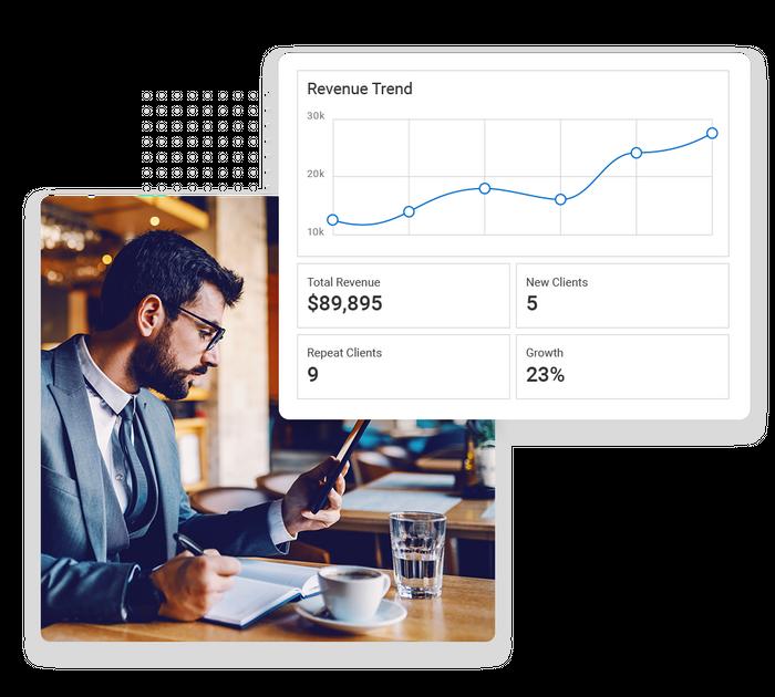 Attorney marketing performance monitoring