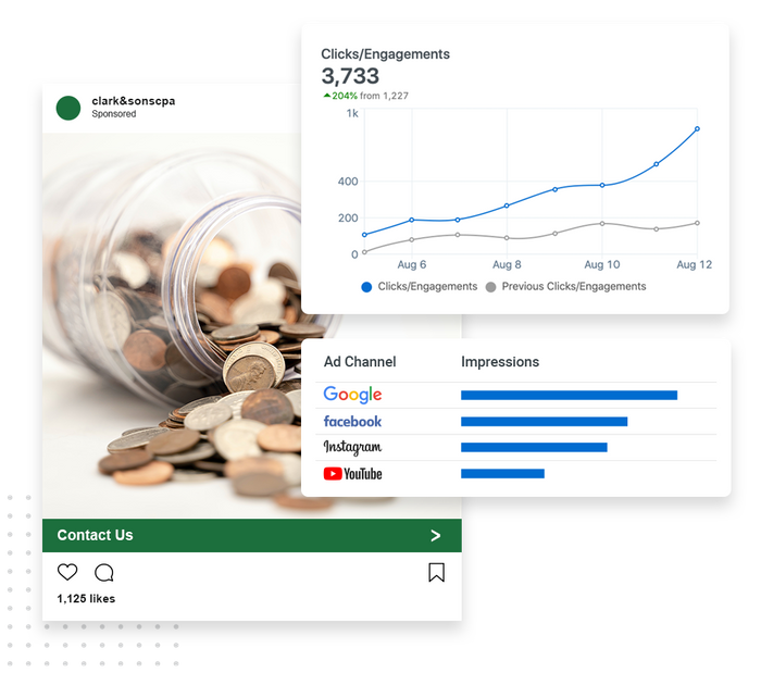 Accountant digital advertising