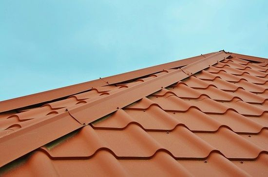 Metal roofing with Northstar Construction