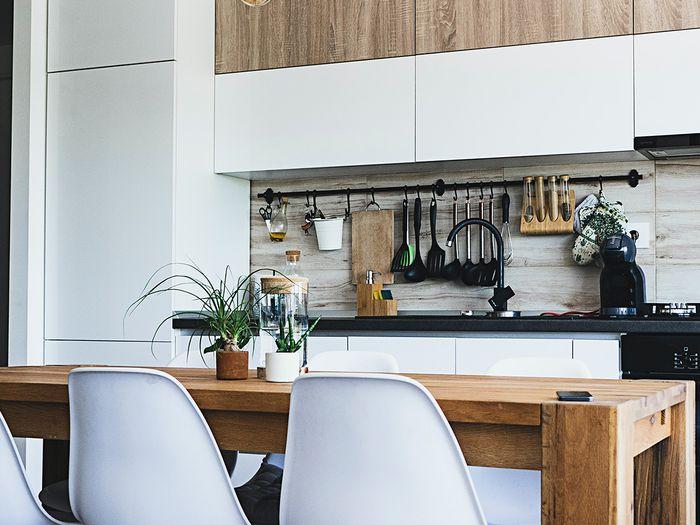 image of a beautiful kitchen