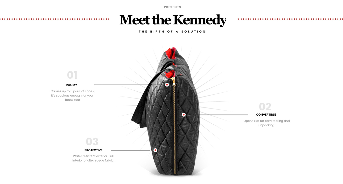 meet the kennedy information