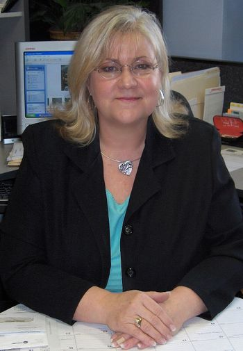 Glorie Magrum is the Executive Director of House of Neighborly Service and the HNS Life Centers in Berthoud and Loveland