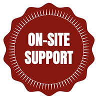 Badge Reading On-Site Support