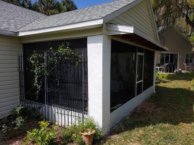 Porch Rescreen