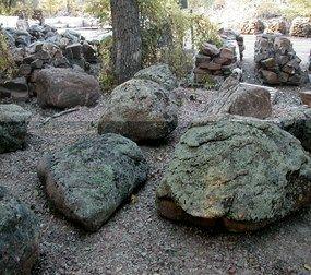Moss Veneer Boulders & Landscaping Rocks