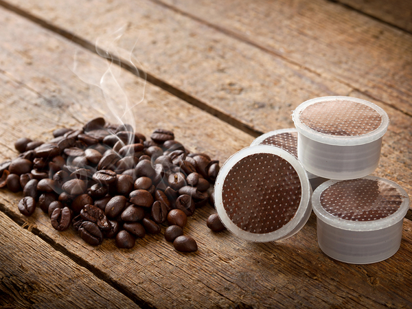 A picture of fresh, locally sourced coffee beans.