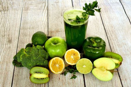 Canva - Green Smoothie and Ingredients.jpg