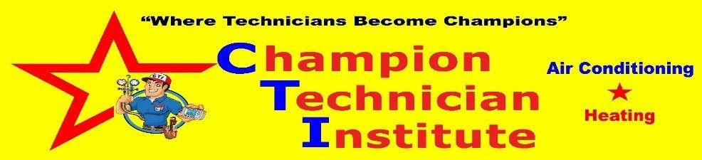 Champion Technician Institute